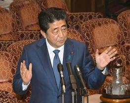 首相、愛媛県文書「伝聞の伝聞」