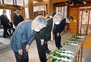 【動画】没後150年、直正公しのぶ 佐嘉神社で頌徳祭、5…