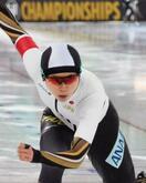 高木美帆、世界スプリントも制覇