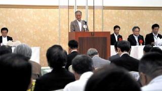 長崎新幹線フル規格化再検討を 県商議所連合会