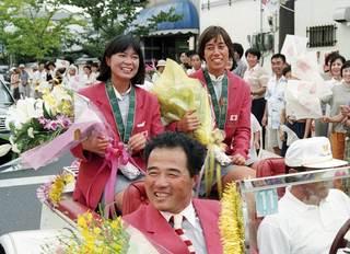 <訃報>ヨット重さん、闘病中も海で指導