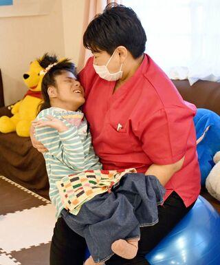 医療的ケアで家族の負担軽減 障害者福祉事業所「ワン・ハピネス」開設2年