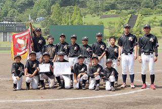 みんなのスポーツジュニア 第49回佐賀県少年野球選手権大会NTT西日本杯争奪大会 地区予選成績 鹿島地区