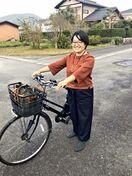 <移住定住こんにちは>焼き物職人から公務員 長澤加奈さん…
