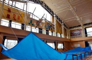 台風15号、公立校500超被害