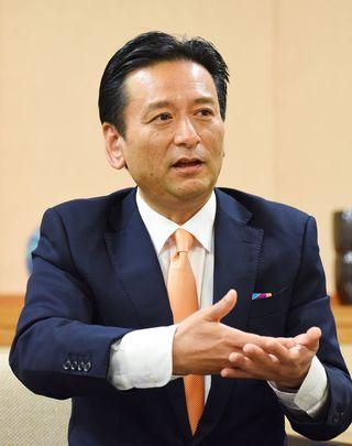 【動画】再選の山口知事インタビュー