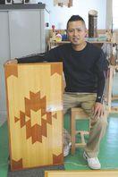 <工房を訪ねて>木工製品 MATSU工房(太良町)