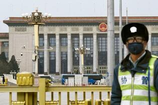 中国、全人代延期を正式決定