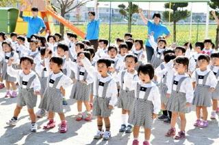【動画】 鍋島幼稚園 年少クラス