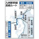 <新幹線長崎ルート>与党検討委、月内の素案提示見送りか
