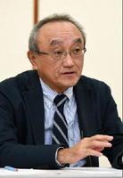 司会進行を務めた佐賀新聞社の澤野善文編集局長