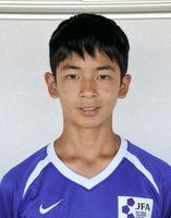 楢原慶輝選手