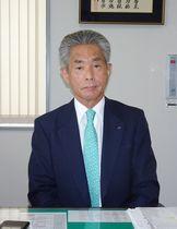 伊藤園・江島副会長(佐賀市出身)…