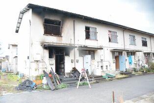 16日未明、佐賀市営住宅で火災 …
