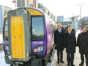JR東日本、英鉄道の運行開始