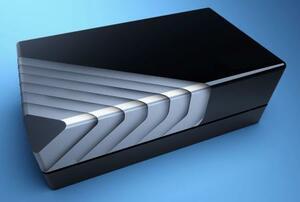 トヨタ自動車が2021年春に外販する燃料電池システムの外観