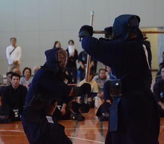 剣道成績 県民体育大会