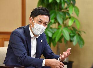 「新しいバルーナーズ楽しみ」 島田チェアマンインタビュー