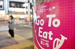 GoTo食事券10都道府県停止