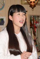 民謡に込められた思いを届けようと歌い上げる田嶋杏美さん