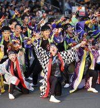 札幌、YOSAKOI祭り中止