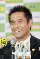 サッカーGK川口選手が引退会見