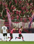 第2節、横浜MとFC東京対戦