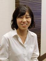 第159回直木賞に決まった島本理生(しまもと・りお)さん