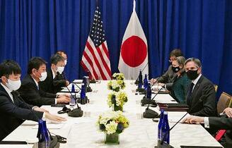 日米韓、北朝鮮抑止を強化