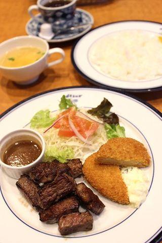 カフェ&レストラン  ダ・ジュール