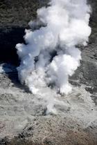 宮崎・硫黄山の噴火が停止
