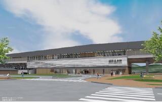 新幹線 嬉野温泉駅デザインに3案