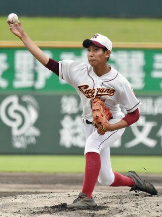 佐賀農、成長示した夏 あと一歩で涙 高校野球佐賀大会・3回戦