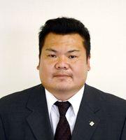 佐賀県農協青年部協議会の新委員長に就任した中島要さん