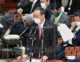 首相、宣言解除は直前まで見極め