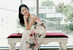 ヨハネス・ブラームス国際コンクールのピアノ部門で2位になった尾島紫穂さん(本人提供・共同)