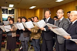 レベル高い県内合唱団 少ない団体、活性化が課題 団員確保へ発表の場拡大