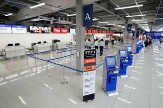 中部国際空港、新ターミナル公開