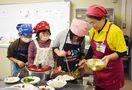 名産の梅使い料理4品挑戦 牧島小3年生