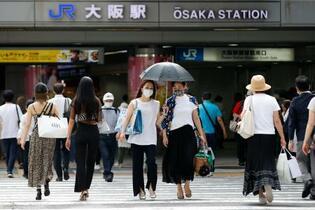 列島、真夏日や猛暑日が今年最多
