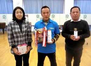 スポーツ吹き矢 佐賀ヤマトスポーツ吹き矢クラブ2月月例会 個人戦入賞者