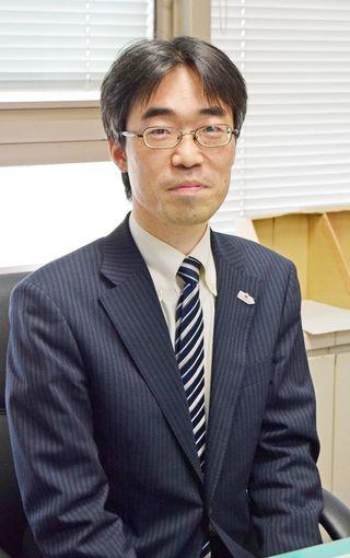 県庁新部長・局長 総務部長 藤原俊之さん(41)