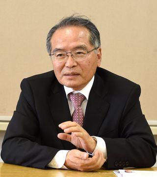<吉野ヶ里町長選>多良正裕候補(67)