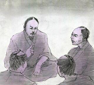 小説「威風堂々 幕末佐賀風雲録」(98)