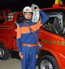 若手団員からひとこと(2)鹿島市消防団古枝分団第1部・岸…