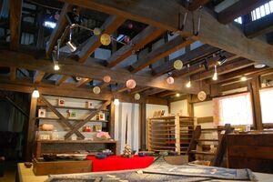 佐賀の工芸品などが並ぶ物販店「さがしもの」