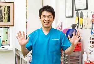 講師のなかしま鍼灸整骨院の中島大輔院長