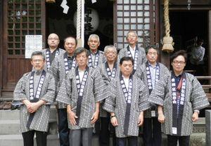 八坂神社祇園祭実行委員会のみなさん