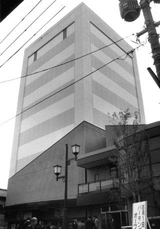 <平成 この日、>地上30メートルの立体駐車場が完成=平成7年4月26日(24年前)