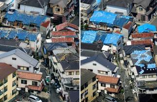 大阪地震、都市型災害の危険露呈